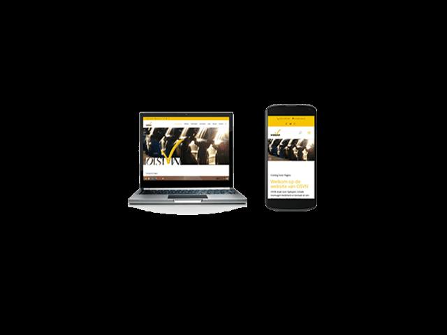 Vernieuwde website OSVN