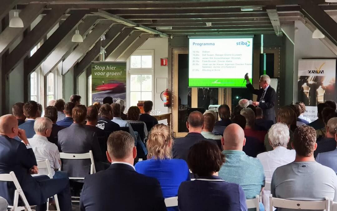 ALV 12 juni 2018: Ruud Spuijbroek gekozen tot nieuwe voorzitter