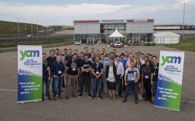 Succesvolle aftrap YAM-programma OSVN, Stiba, FOCWA en VACO